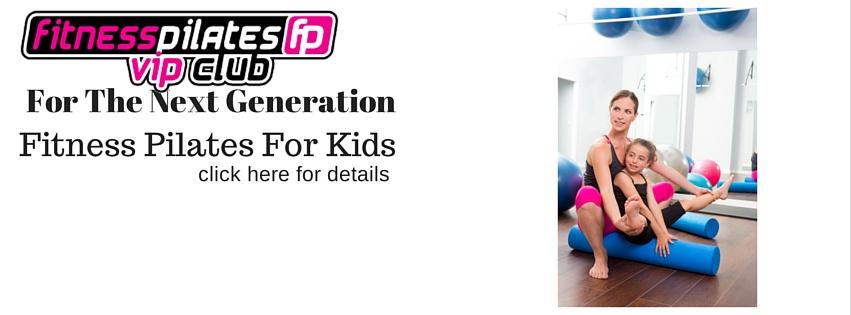 Fitness Pilates For Children Online Certification
