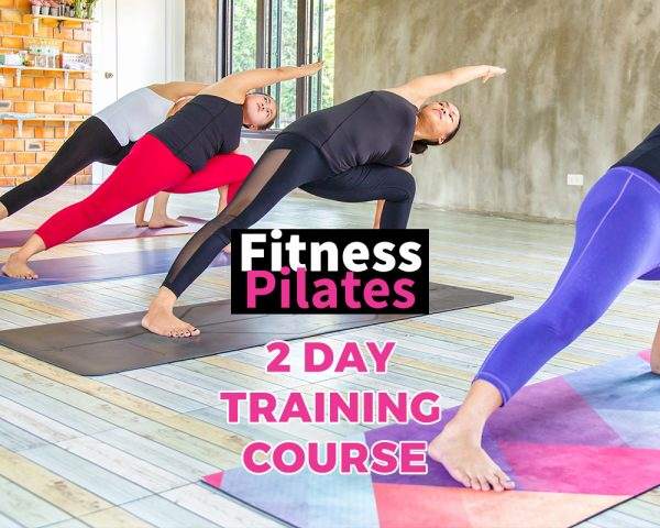 Fitness Pilates 2 Day Course
