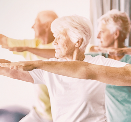 FITNESS PILATES FOR OLDER ADULTS