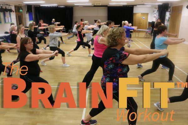 THE BRAIN FIT WORKOUT FITNESS QUALIFICATION