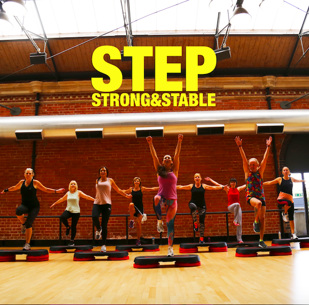 STEP QUALIFICATION WITH CHOREOGRAPHY TO GO