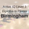 ACTIVE IQ LEVEL 3 DIPLOMA IN PILATES BIRMINGHAM