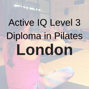 LONDON LEVEL 3 PILATES TRAINING