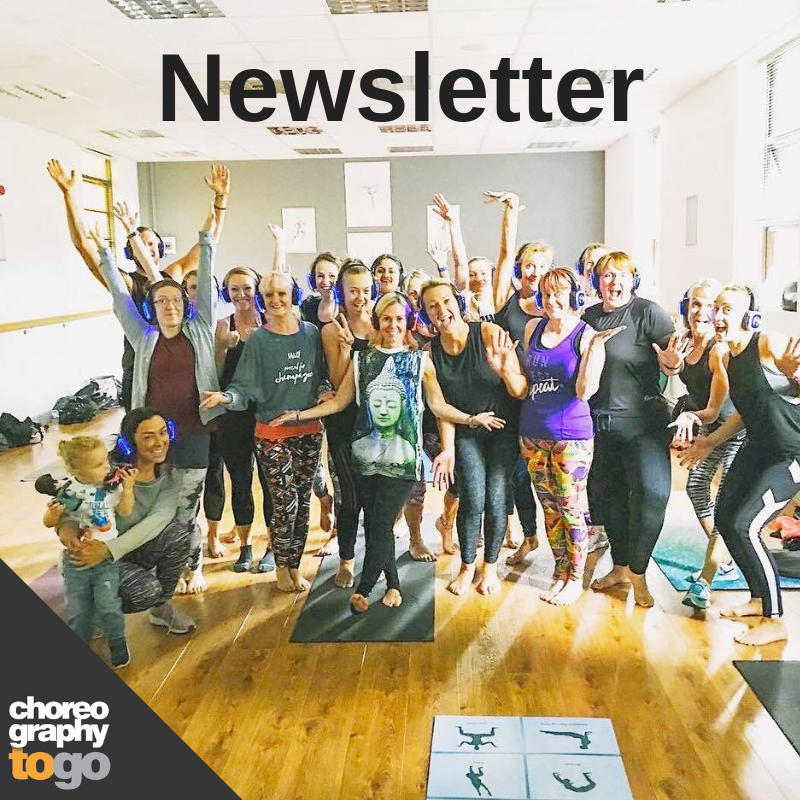 C2GO NEWSLETTER FITNESS INSTRUCTORS