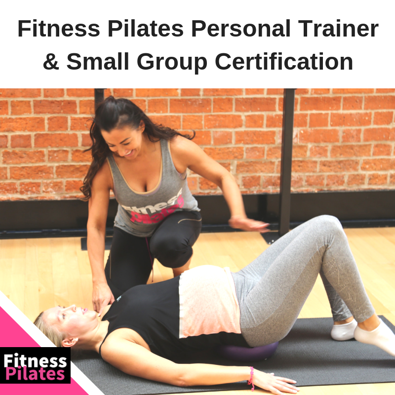 Fitness Pilates Personal Trainer Small Group Training
