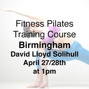 FITNESS PILATES TRAINING