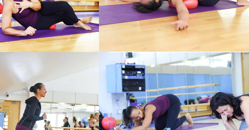 FITNESS PILATES INSTRUCTOR