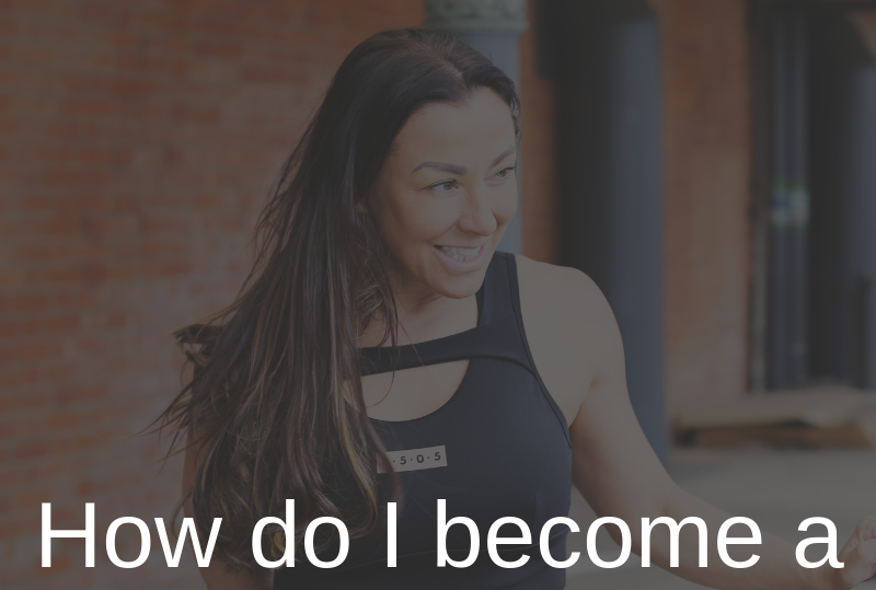 how do i become a pilates teacher?