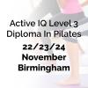 Level 3 Pilates Birmingham