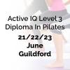 L3 Pilates Course Guildford
