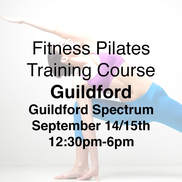 guildford spectrum FITNESS PILATES TRAINING