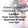 LEVEL 3 PILATES TRAINING LONDON