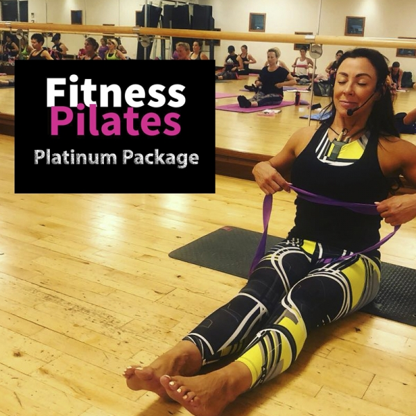 FITNESS PILATES PLATINUM PACKAGE