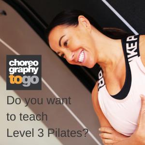 level 3 pilates training uk