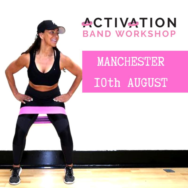 Manchester Activation Band Workshop Choreographytogo