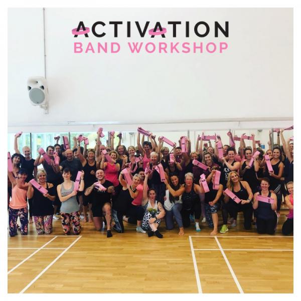 activation band workshop nottingham