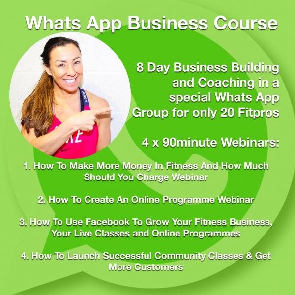 rachel webinar course