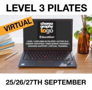 Level 3 Pilates September