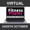 FITNESS PILATES OCTOBER TRAINING