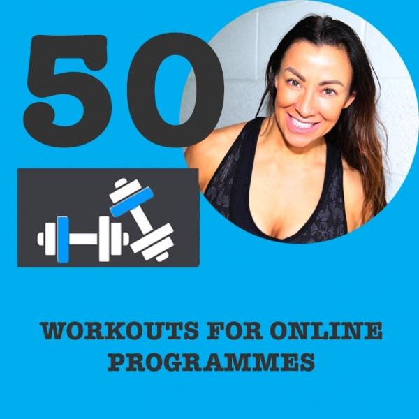 50 workouts