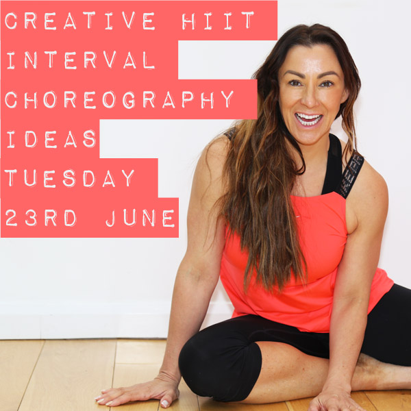 creative HIIT 23RD JUNE