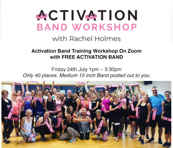 band workshop 24th july