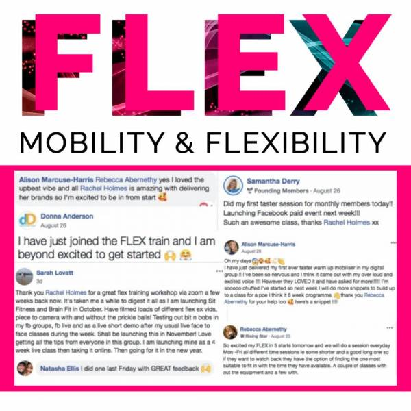 FLEX REVIEWS