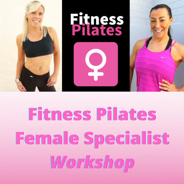 Fitness Pilates Female Specialist Workshop