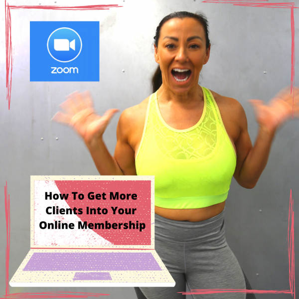 How To Get More Clients Into Your Online Membership