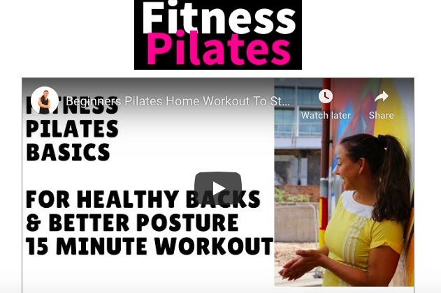 FP BASICS HEALTHY BACKS AND POSTURE