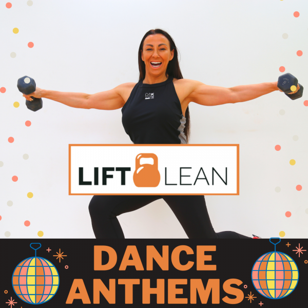 lift lean dance