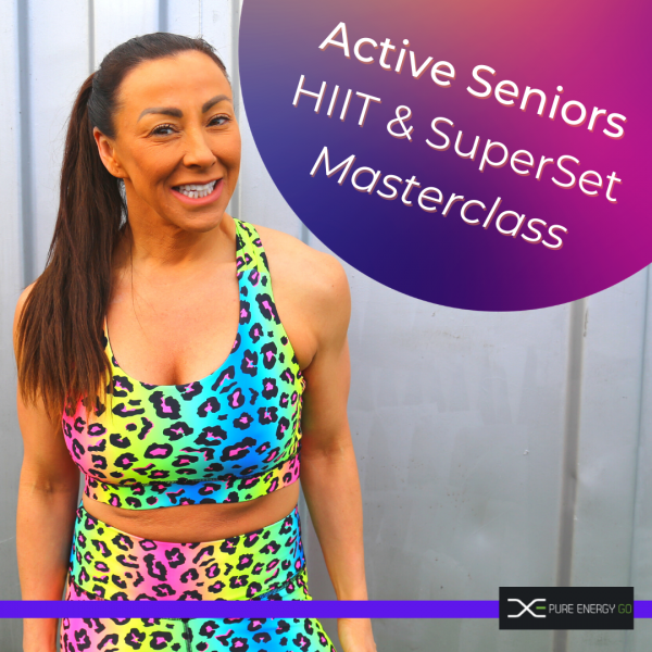 active seniors hiit