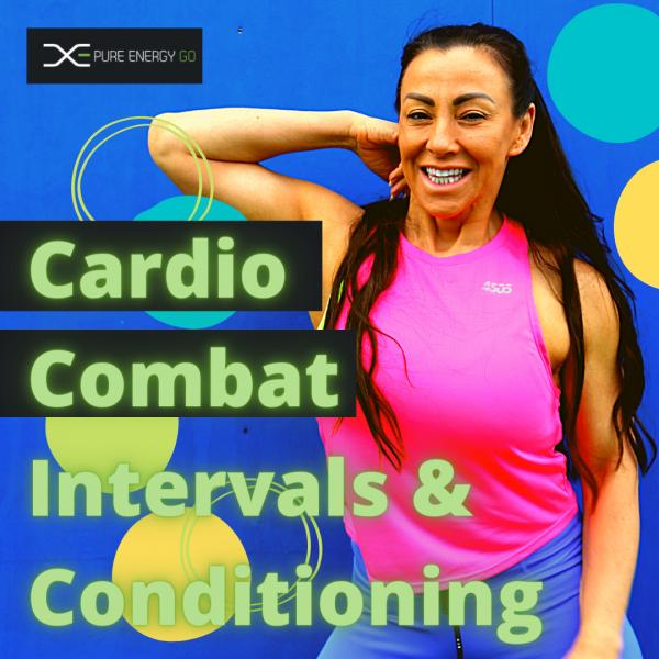 cardio combat intervals