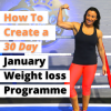 CREATE A 30 DAY JANUARY PROGRAMME