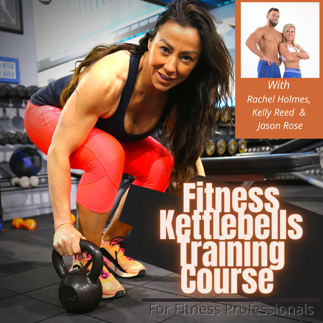 KETTLE BELL TRAINING COURSE