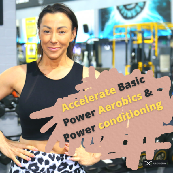 accelerate conditioning