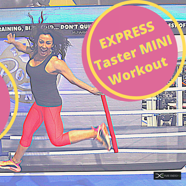 express mini workout