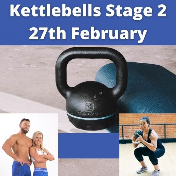 kettlebells stage 2