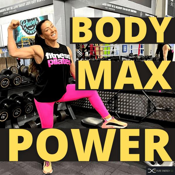 body max power