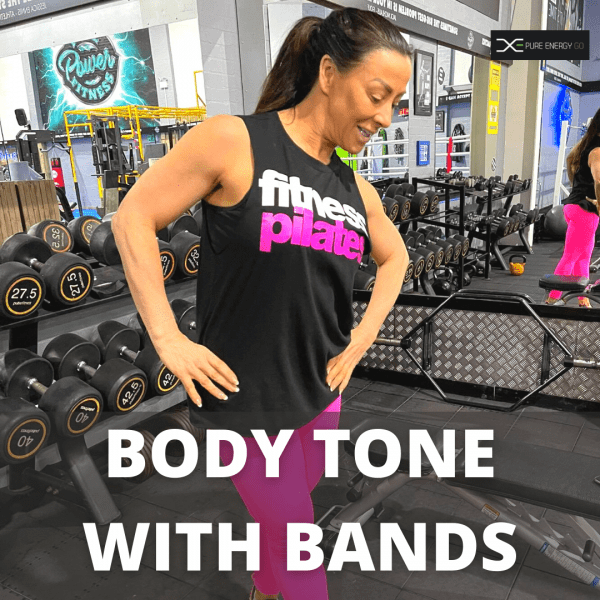body tone with bands