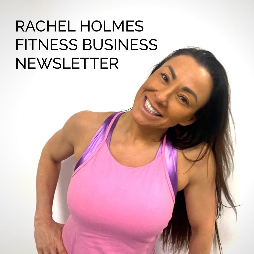 Rachel Holmes Business Newsletter