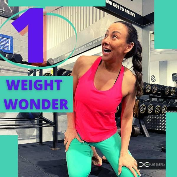 1 weight wonder