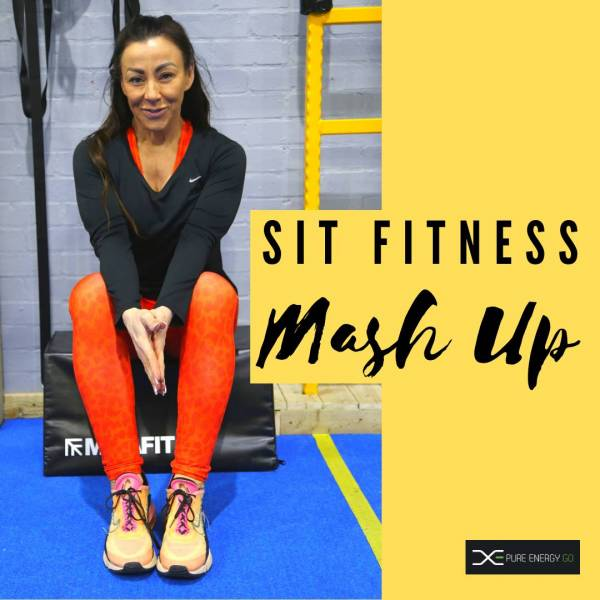 SIT FITNESS MASH UP