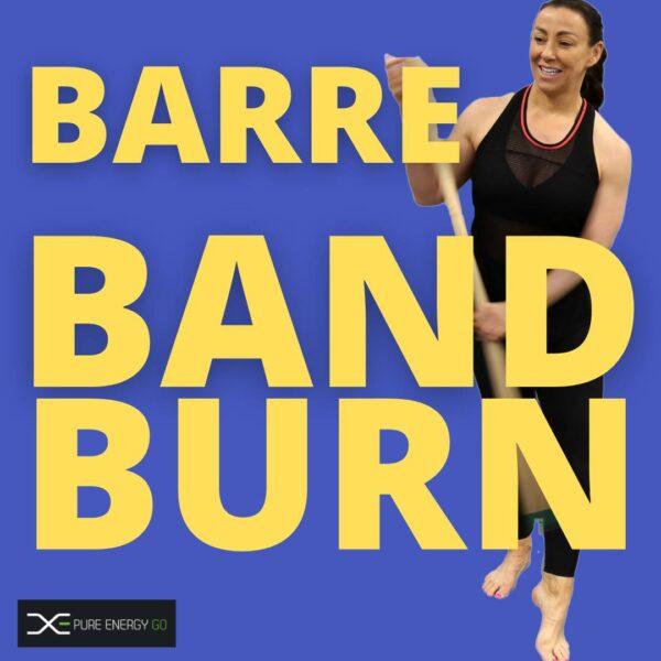 BARRE BAND BURN