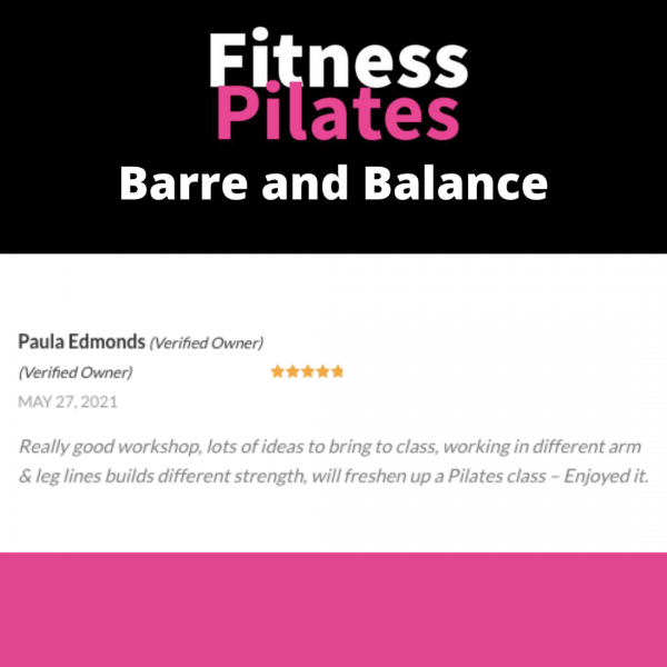 barre and balance review