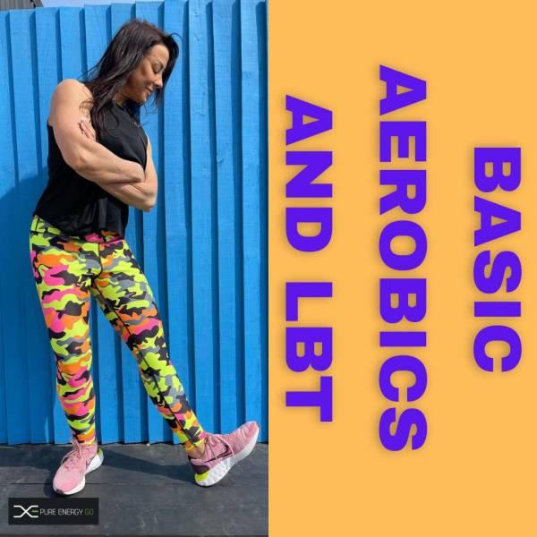 basic aerobics lbt