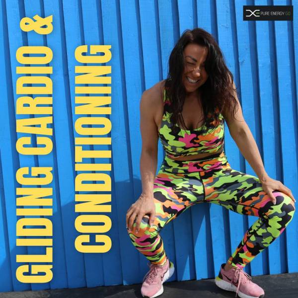 gliding cardio and conditioning