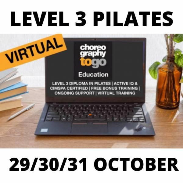 Level 3 Pilates OCT