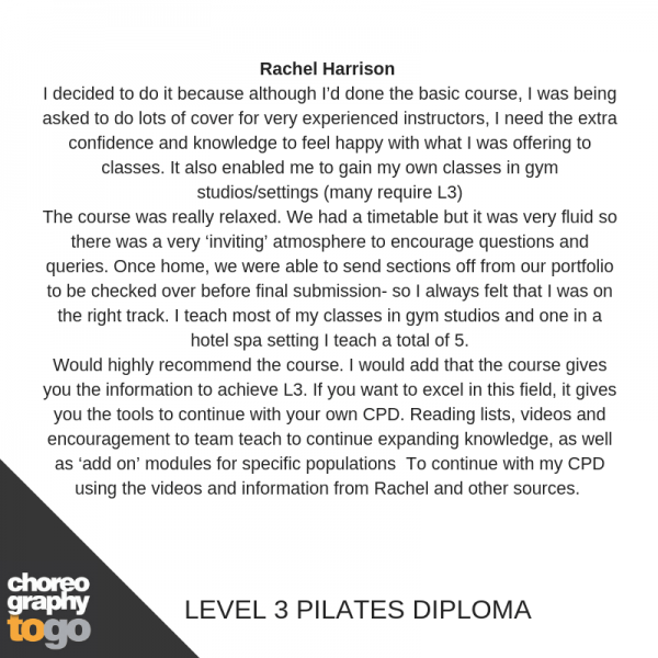 level 3 review1