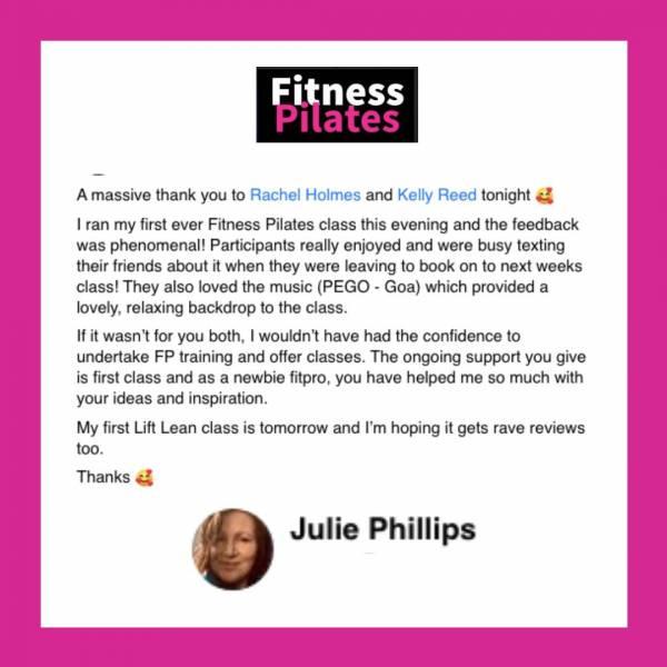 julie fp review